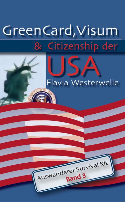 Greencard, Visum Buch Band 3